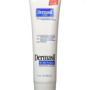 Dermasil dry skin lotion